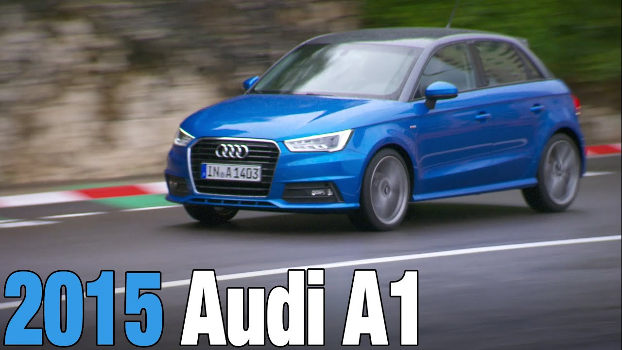 2015 audi a1 sportback s line in monaco youtube. Black Bedroom Furniture Sets. Home Design Ideas