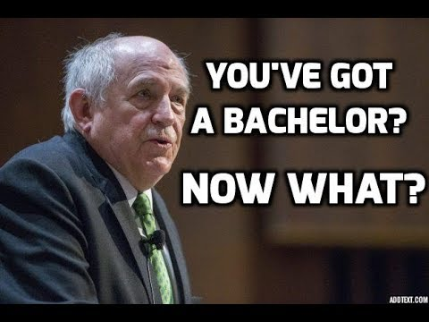 The Harsh Truth, Your Bachelor Means NOTHING! - Charles Murray & Peter Thiel