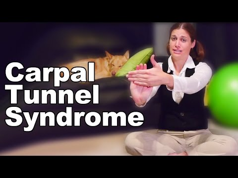 Carpal Tunnel Syndrome Stretches & Exercises - Ask Doctor Jo