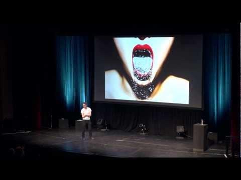 Tyler Shields Speaks at Luminance 2012