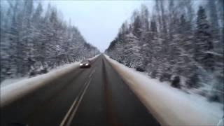Rossiyada #26 trucker. Murmansk - Salsk