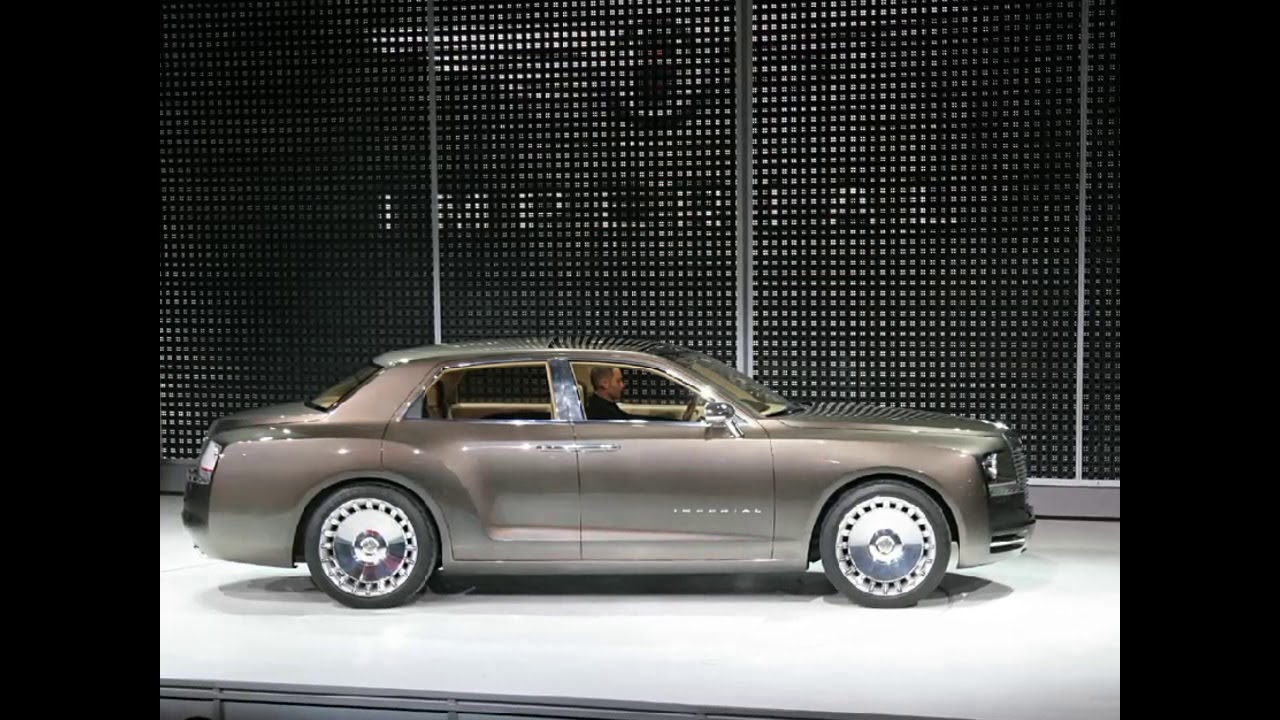2018 Chrysler Imperial Exterior And Interior India