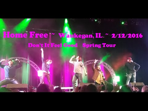 Home Free ~ Waukegan, IL ~ February 12, 2016