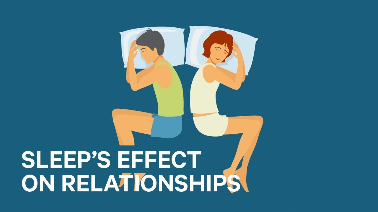 Scientists Discovered How More Sleep Could Improve Your Relationships