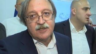Грузия: данные экзитполов уже известны - Россия 24
