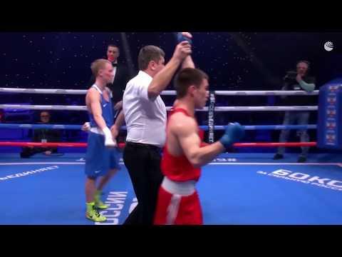 Как боксер из Крыма выбил у чемпиона Европы первенство России