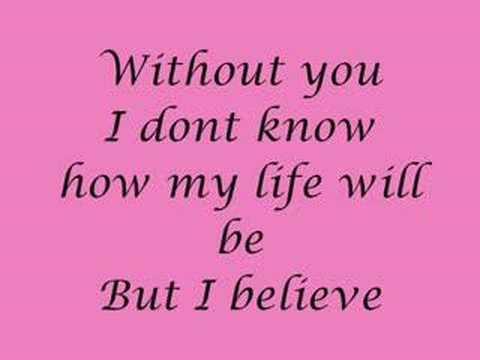 Jonas Brothers: Eternity lyrics