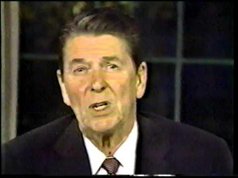 Ronald Reagan Geneva Summit Conference