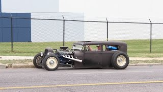 Veltboy314 - St. Louis Rat Rods & Crazy Burnouts Steelfest 2015