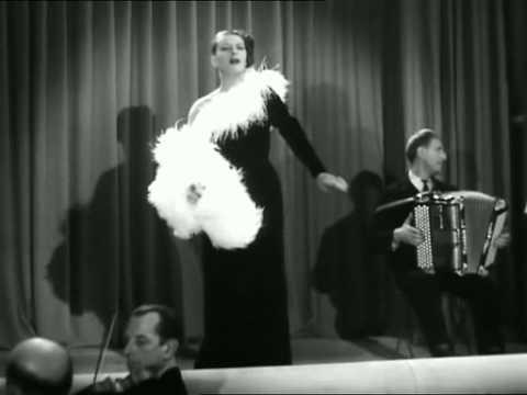 Bourvil, Michele Philippe (Le Cœur sur la main) - L'accordéon.avi