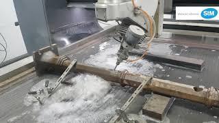 StM Wasserstrahlschneiden - Gusseisen