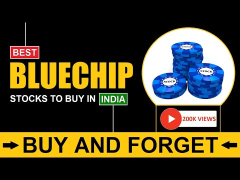 Buy & Forget | Best Bluechip Stocks To Invest In India!🔥🔥🔥