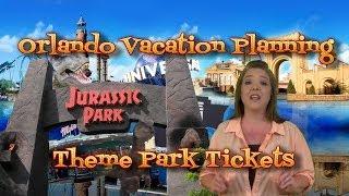 Orlando Theme Parks: 2014 Gate Prices & Saving Money