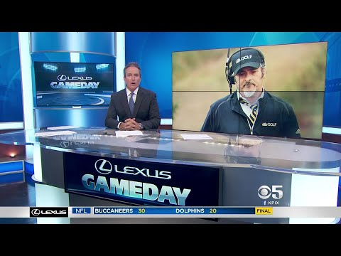 Golf Analyst David Feherty's Comedy Tour Tees Off In Bay Area