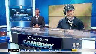 Golf Analyst David Feherty