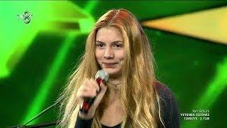 Aleyna Tilki - Eledim Eledim (Yetenek Sizsiniz Türkiye 2.Tur Performansı)