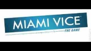 The Miami Vice: The Game - Main Menu
