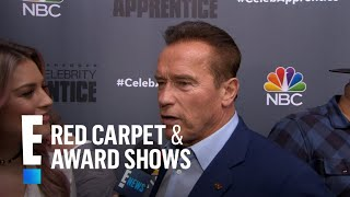 """New Celebrity Apprentice"" Cast Impersonates Arnold Schwarzenegger 