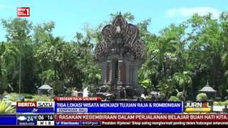 3 Lokasi Liburan Raja Salman di Bali