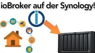 ioBroker auf einer Synology NAS installieren - einfach wie nie! | verdrahtet.info