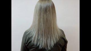 Стрижка на длинные волосы лесенка у лица