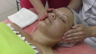 Моделирующий массаж лица, обучение