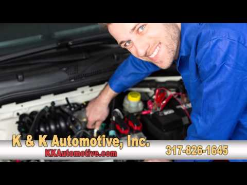 K&K Automotive | Auto, Truck & SUV Service and Repair Shop in Indianapolis, IN