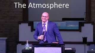 Joel Carver - The Atmosphere - Eph 2:1-6 - Sunday AM  November 24, 2019
