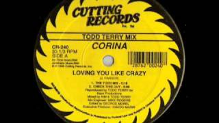 Watch Corina Loving You Like Crazy video
