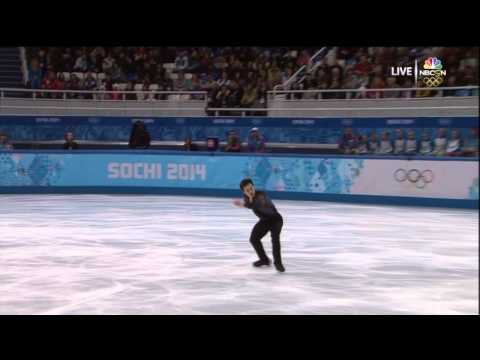 2014 Olympics Men SP 21 CHAN Patrick CAN