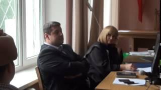 Procurorul dă indicații judecătorilor și polițiștilor #judecată