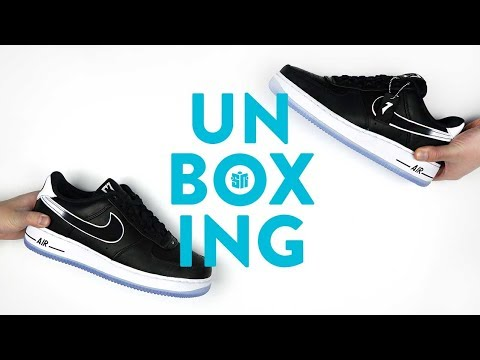 Air Force 1 Colin Kaepernick Unboxing