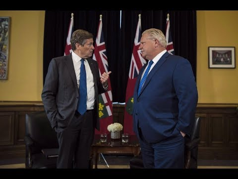 Doug Ford to slash number of Toronto councillors Q&A