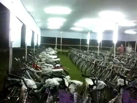 VADILAL CYCLES AT IIT KHARAGPUR 2014