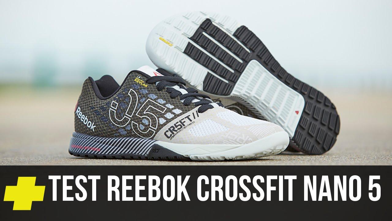 Reebok CrossFit Nano 4.0 Size Comparison - YouTube
