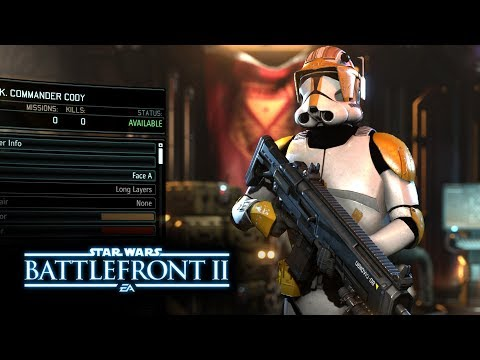 Star Wars Battlefront 2 - Now THIS Is What Customization for Clone Troopers Should Look Like!