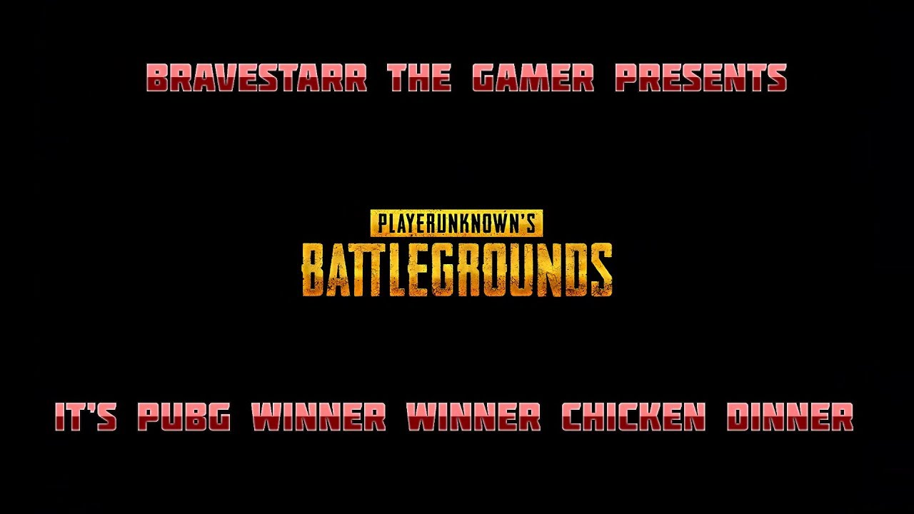 Check Out This Awesome Winner Winner Chicken Dinner: It's PUBg Winner Winner Chicken Dinner Song