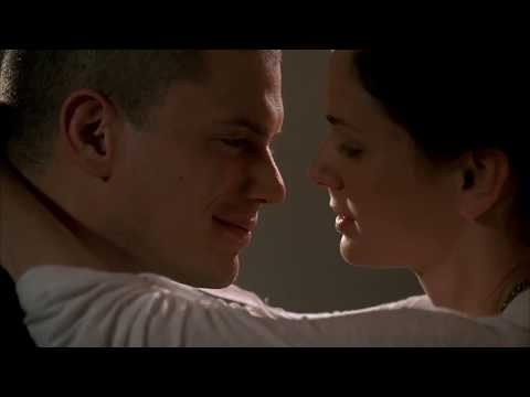 Best love scene from PrisonBreak4 (Michael-Sarah)