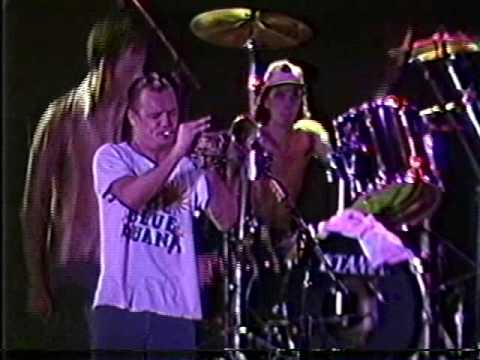 Nirvana - Smells Like Teen Spirit [(!HQ VERSION!) FLEA on Trumpet  01-23-93 Brazil]