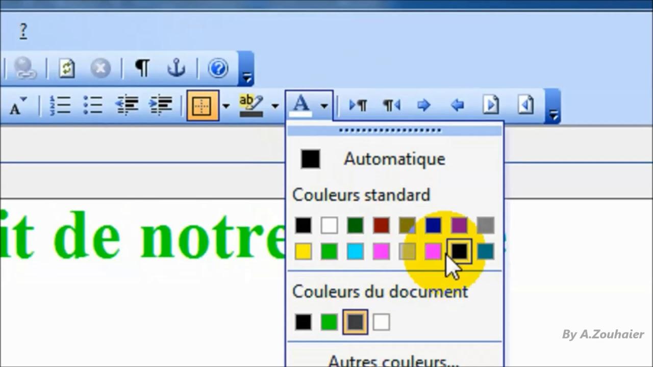 frontpage 2003 francais gratuit