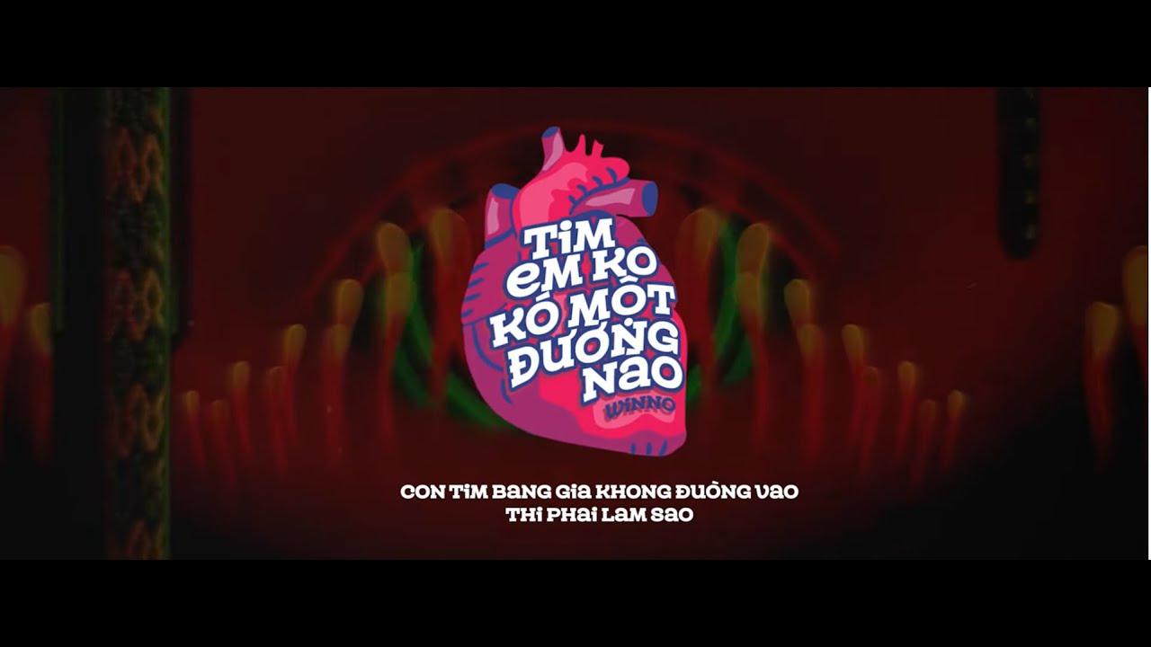 Download 'tim em ko kó một đường nào'  - Winno x Heily | Prod. by Zane98