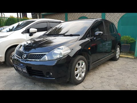 Nissan Latio (C11) 1.8 A/T 2007 In Depth Review Indonesia