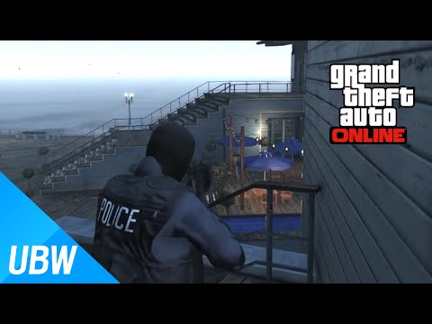GTA 5 특공대 모드- NOoSe: National Office of Security Enforcement [GTA 5 Mod Showcase]