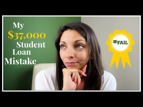 Student Loan Mistakes to Avoid