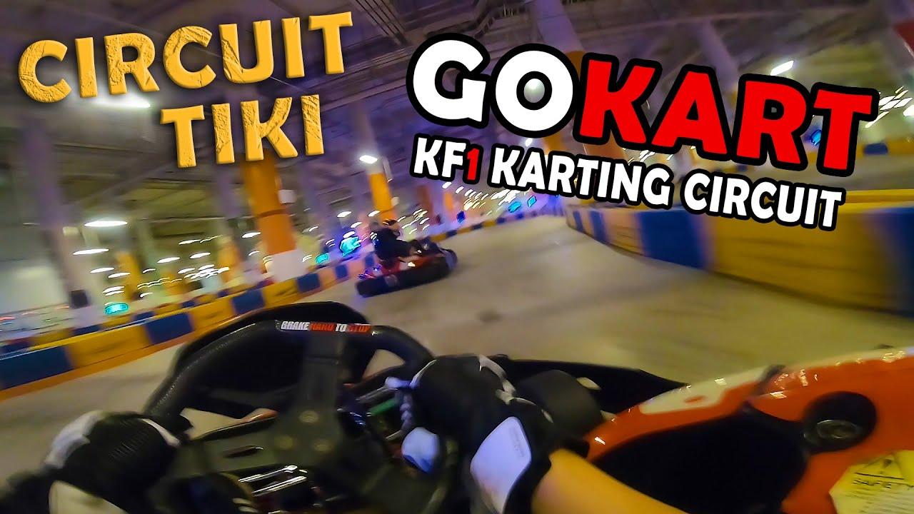 GOKART CIRCUIT TIKI @ Resorts World Sentosa – KF1 KARTING | Wackijo | Singapore