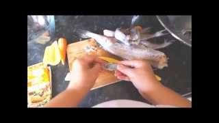 академия дома: рулет рыбный