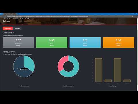 Developer Guide For Hospitality Survey App Template By Peacekeeper Enterprises