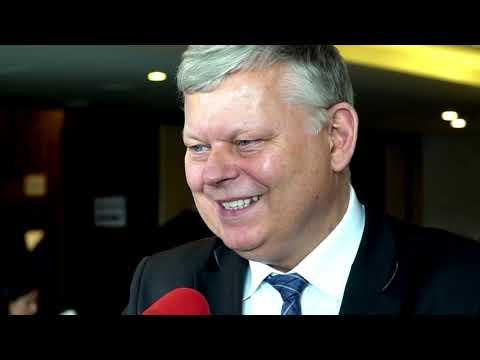 Sekretarz Stanu, Szef Gabinetu Politycznego Prezesa Rady Ministrów Marek Suski podczas  XXV ZO ZPP