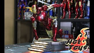 [Unboxing]Hot Toys : The Avengers - Mark VI 1/6th scale Diecast Collectible Figure
