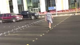 Sokakta Dans Eden Çocuk Gözaltına Alındı